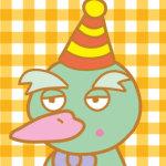 鳥のキャラクター(トリ)