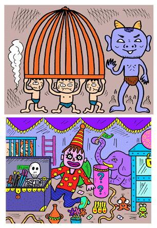 児童イラスト6
